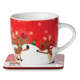 "Jõulukruus alusega ""Ren Mug"""